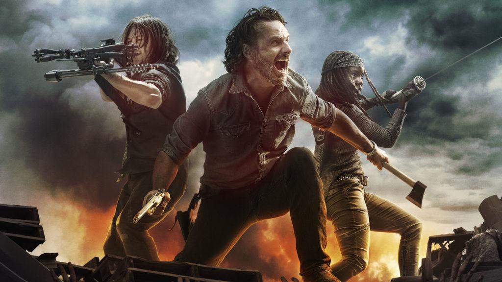 Mejores series de zombies: The Walking Dead