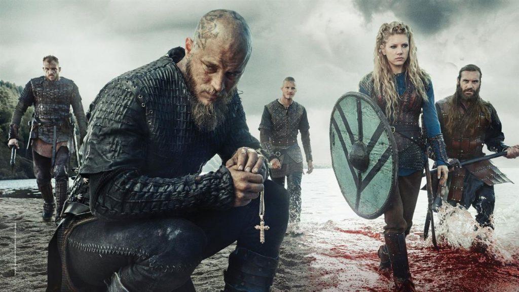 Curiosidades de 'Vikingos', serie de History en Netflix