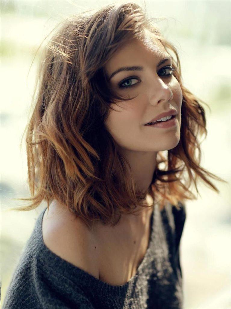Actrices más bellas de las series: Lauren Cohan
