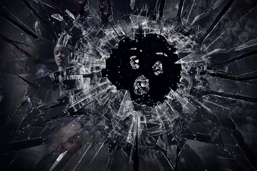 Series de TV de capítulos independientes Black Mirror