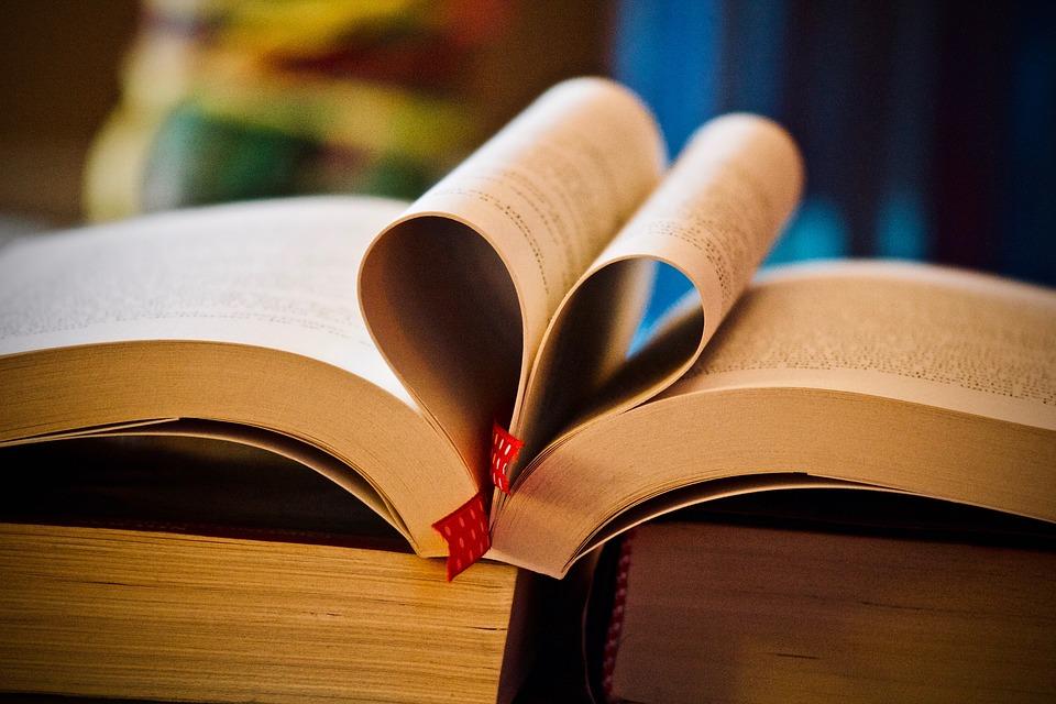 La lectura libros cortos