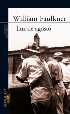 Libros favoritos de Vargas Llosa Luz de agosto