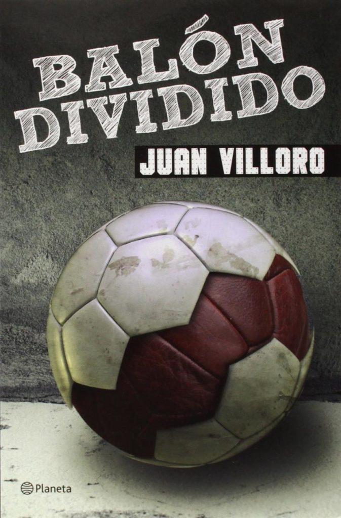 libros de fútbol Balón Dividido