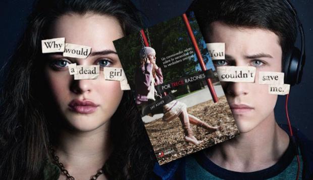 Curiosidades de 13 Reasons Why Hannah y Clay