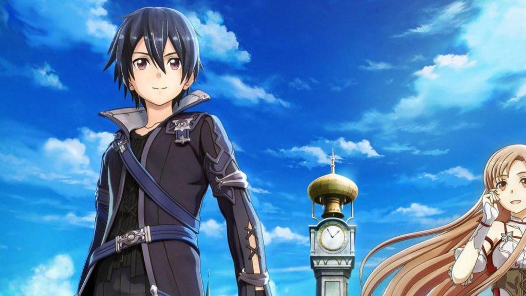 Sword Art Online: uno de los mejores animes en Netflix