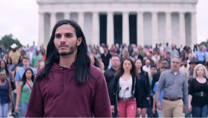 'Mesías', la serie de Netflix más polémica