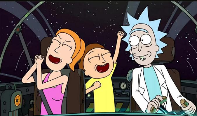 Las mejores series en Netflix: Rick y Morty
