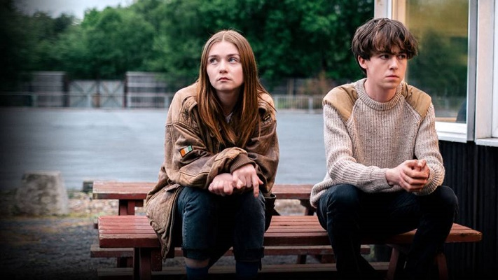 Las mejores series juveniles de la actualidad: The end in the fu***ing world