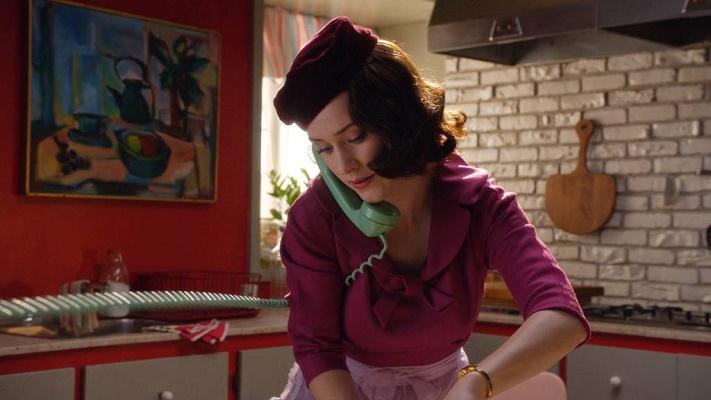 The Marvelous Mrs. Maisel: serie original de Amazon Prime Video
