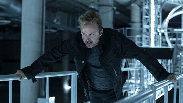 La tercera temporada de 'Westworld' nos devolvió la fe: Aaron Paul (Caleb)