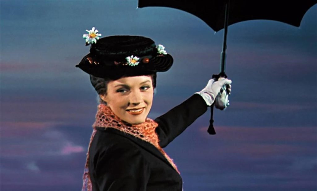May Poppins P L Travers