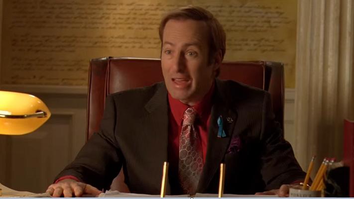 Los mejores personajes de Breaking Bad: Saul Goodman