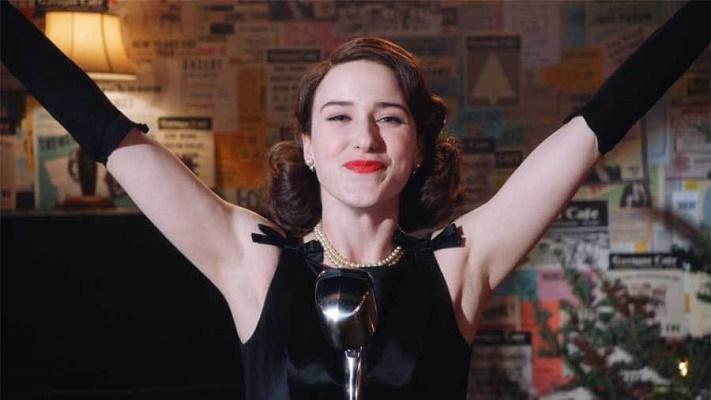 Las mejores series de comedia de la actualidad: The Maevelous Mrs. Maisel