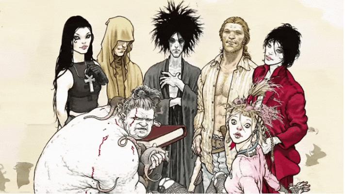 Curiosidades de Lucifer, la serie: basado en un cómic