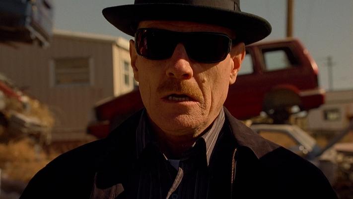 Los mejores personajes de Breaking Bad: Walter White
