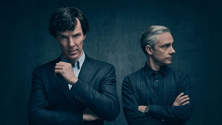 Series extranjeras: Sherlock