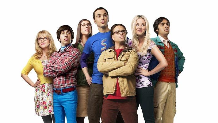 Series de comedia en Amazon Prime Video: The Big Bang Theory