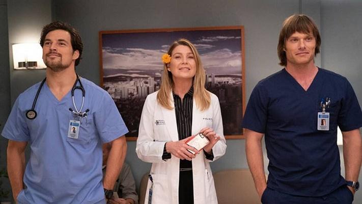 Series que llegan a Netflix en septiembre: Gray´s Anatomy temporada 16