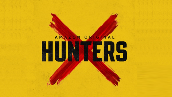 Hunters: la serie de Amazon Prime Video, Póster