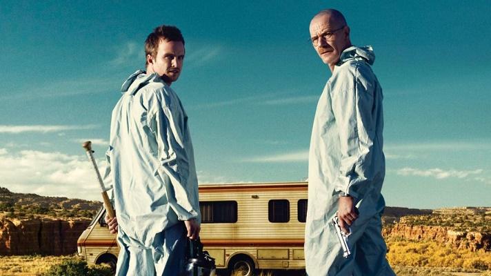 Series ingeniosas y emotivas: Breaking Bad