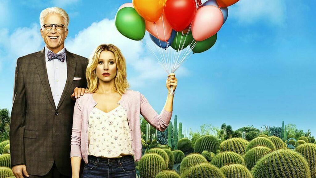 Series de comedia en Netflix: The Good Place