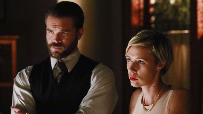 How to get away with murder: Frank y Bonnie