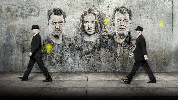 Fringe serie de ciencia ficción