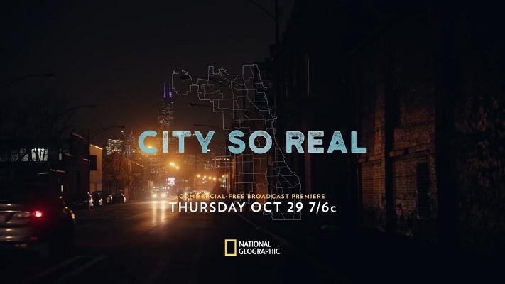 City so real