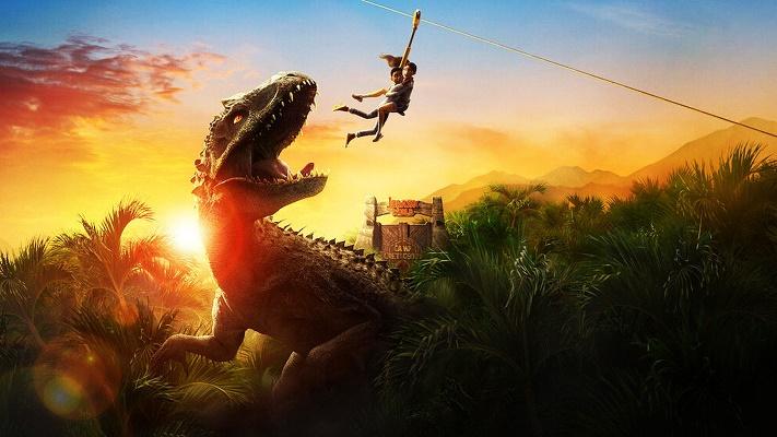 Estrenos de Netflix en enero: Jurassic World: Campamento Cretácico