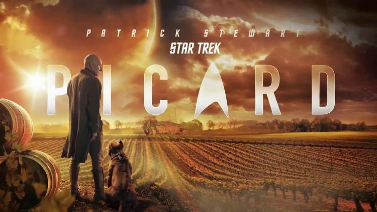 Series más pirateadas de 2020: Star Trek Picard