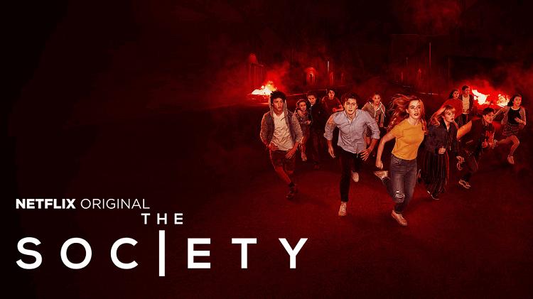 The Society cancelada
