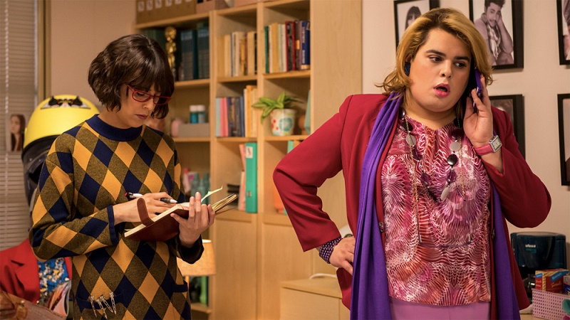 Las mejores series españolas en Netflix: Paquita Salas