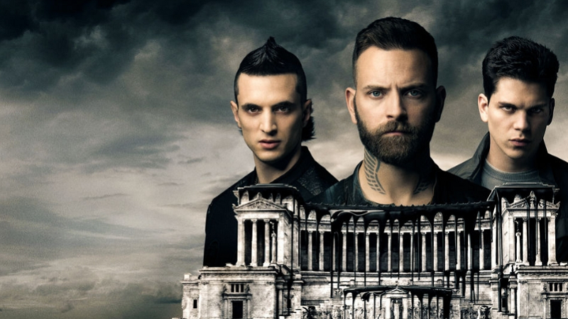 Series italianas disponibles en Netflix: Suburra