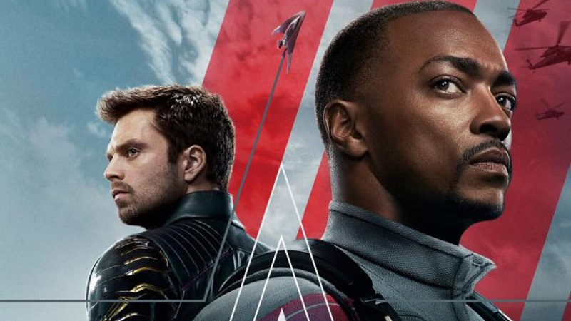 Series de 2021: The Falcon and the Winter Soldier