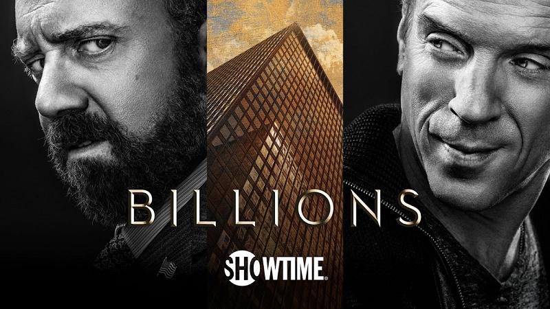Series disponibles en Netflix: Billions