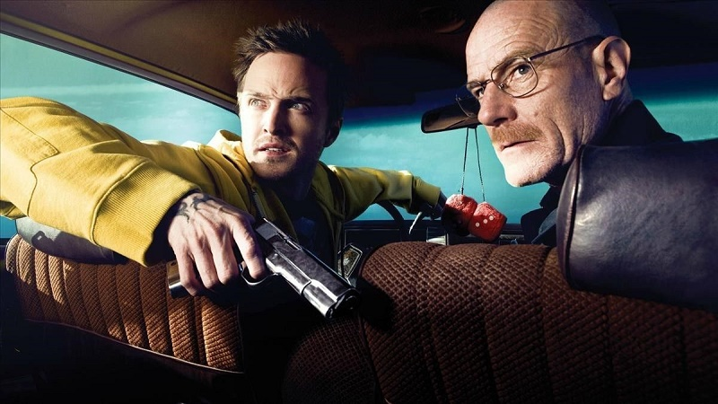 Series disponibles en Netflix: Breaking Bad