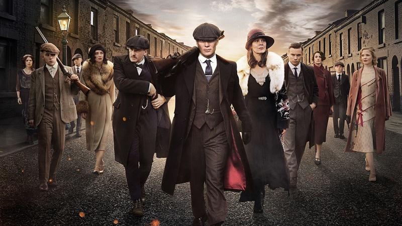 Series disponibles en Netflix: Peaky Blinders