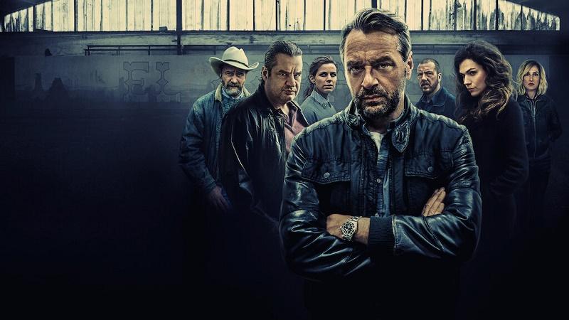 Series belgas disponibles en Netflix: Undercover