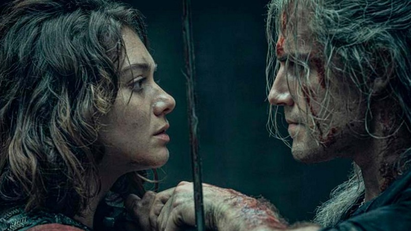 Series de fantasía disponibles en Netflix: The Witcher