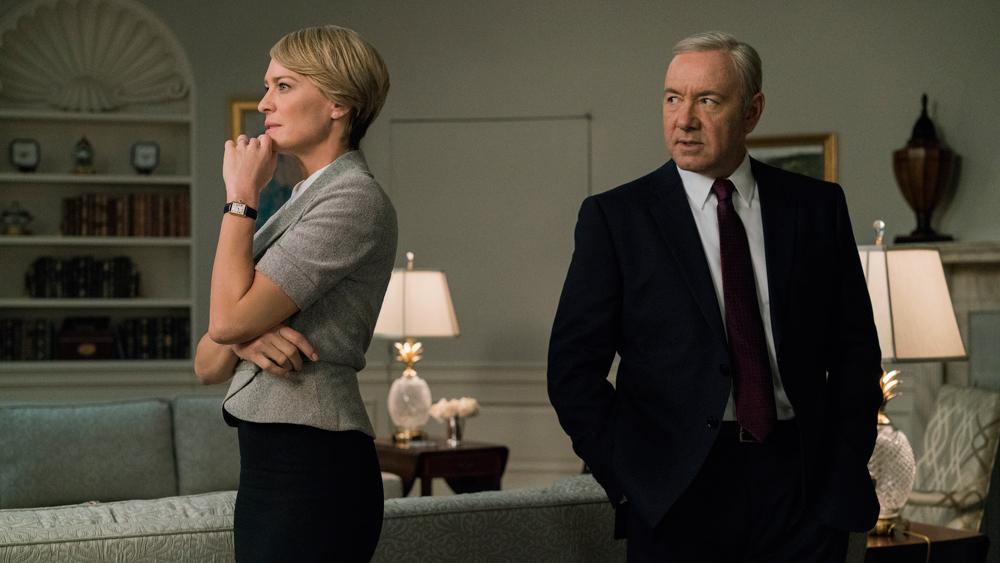 Series finalizadas disponibles en Netflix: House of Cards