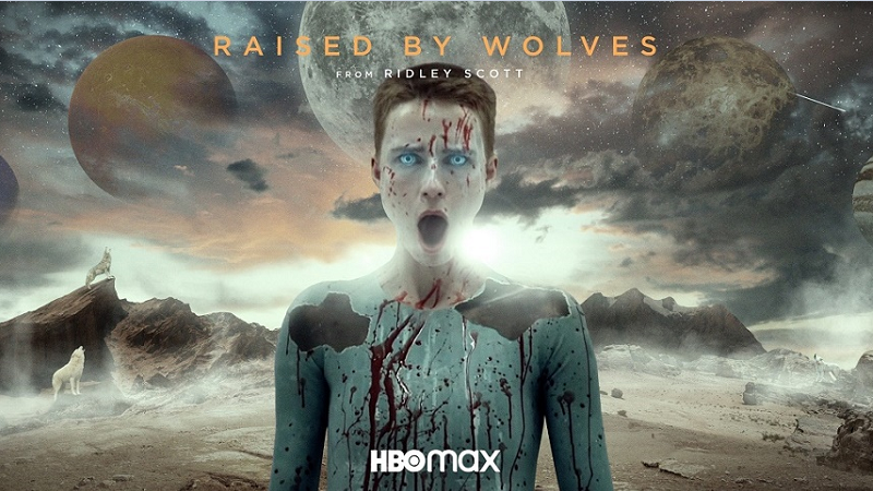 Series disponibles en HBO Max: Raised by Wolves