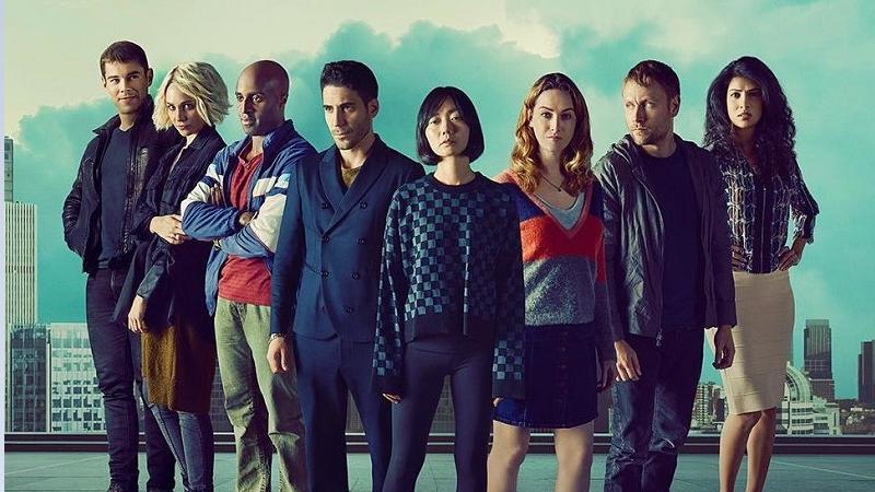 Series finalizadas disponibles en Netflix: Sense8