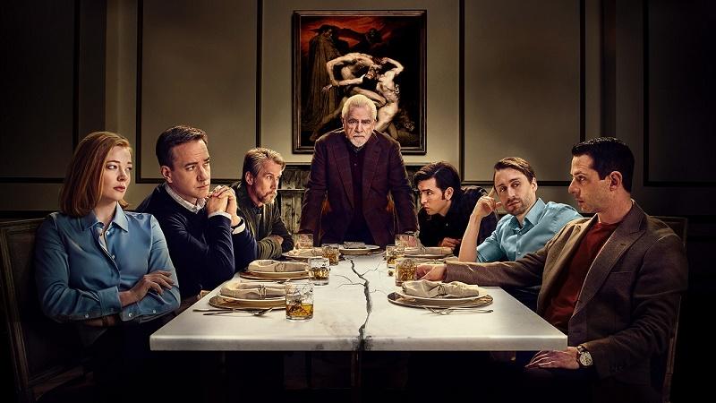 Series disponibles en HBO Max: Succession