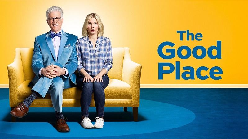 Series finalizadas disponibles en Netflix: The Good Place