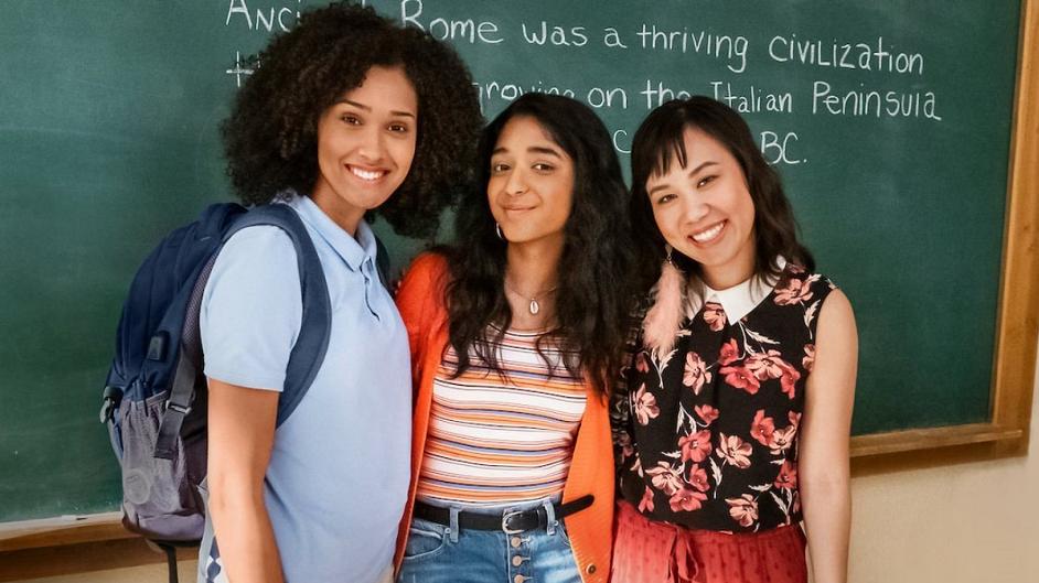 Crítica de 'Yo Nunca': la serie para adolescentes de Netflix que no deja de sorprender