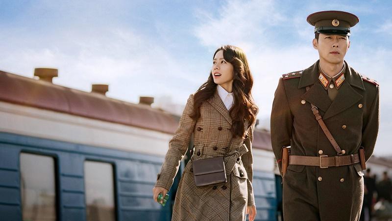 Series coreanas disponibles en Netflix: Aterrizaje de emergencia en tu corazón