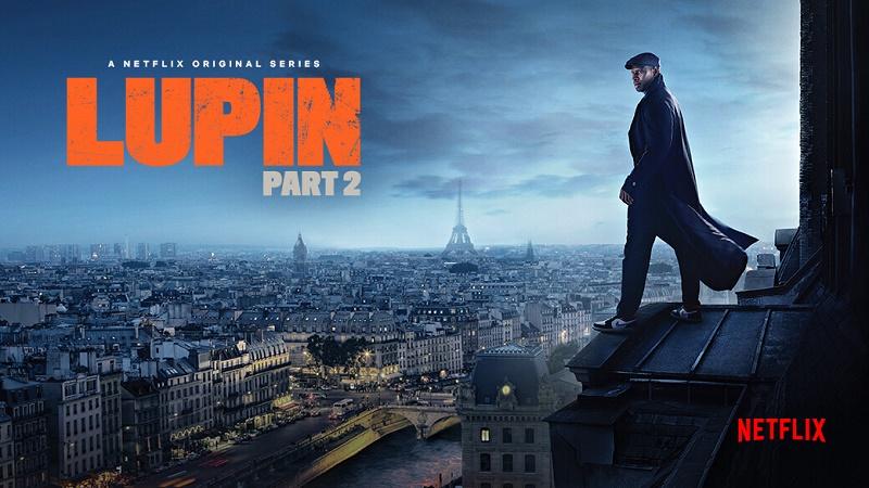 Series basadas en libros: Lupin